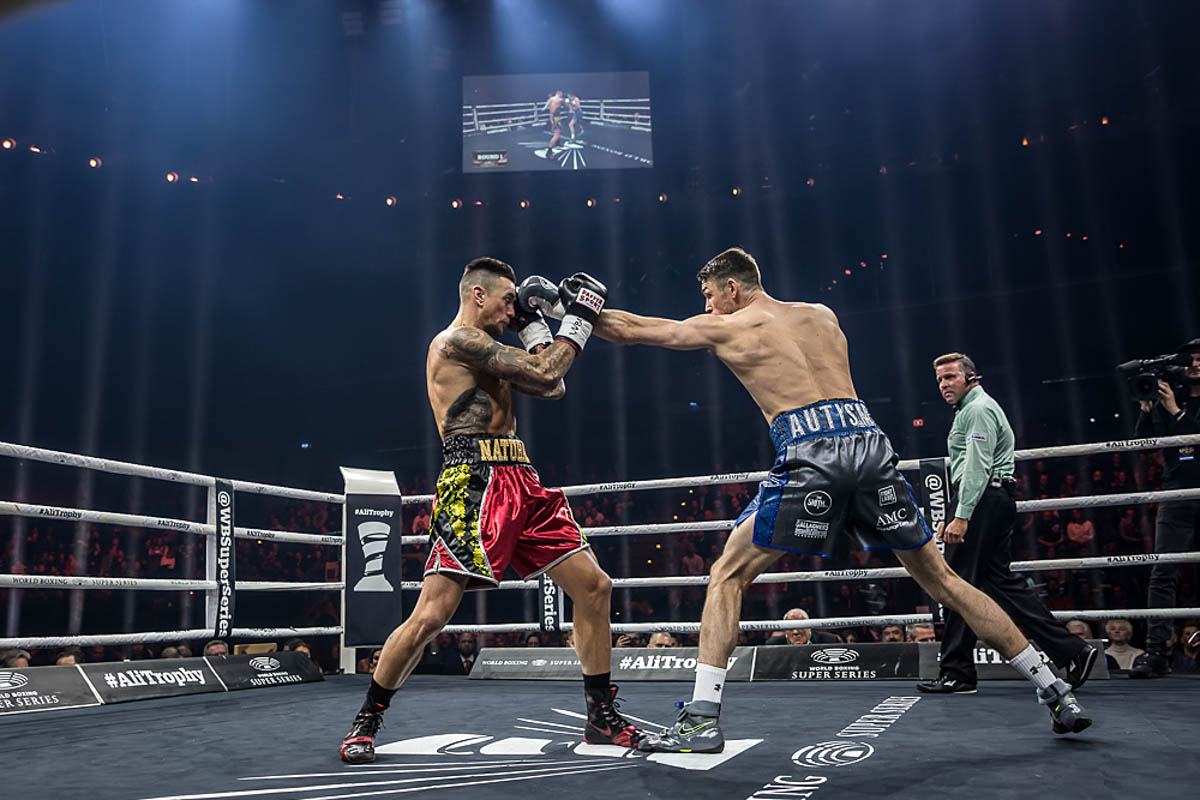 Callum Smith Nieky Holzken Web07