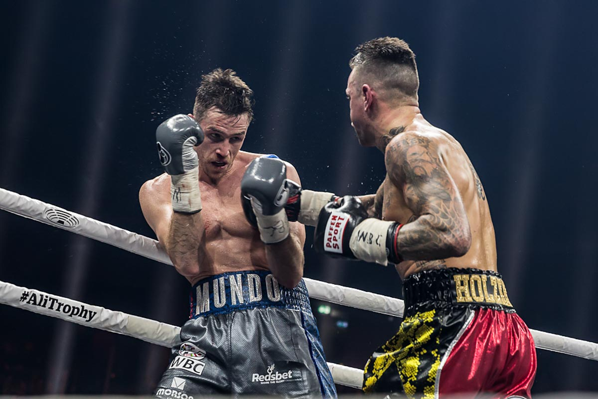 Callum Smith Nieky Holzken Web11