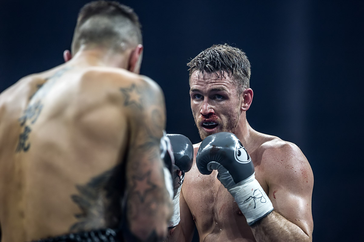 Callum Smith Nieky Holzken Web12