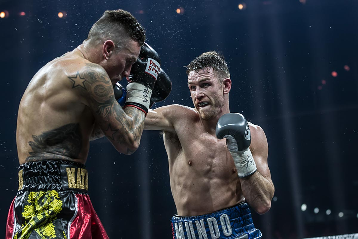 Callum Smith Nieky Holzken Web14