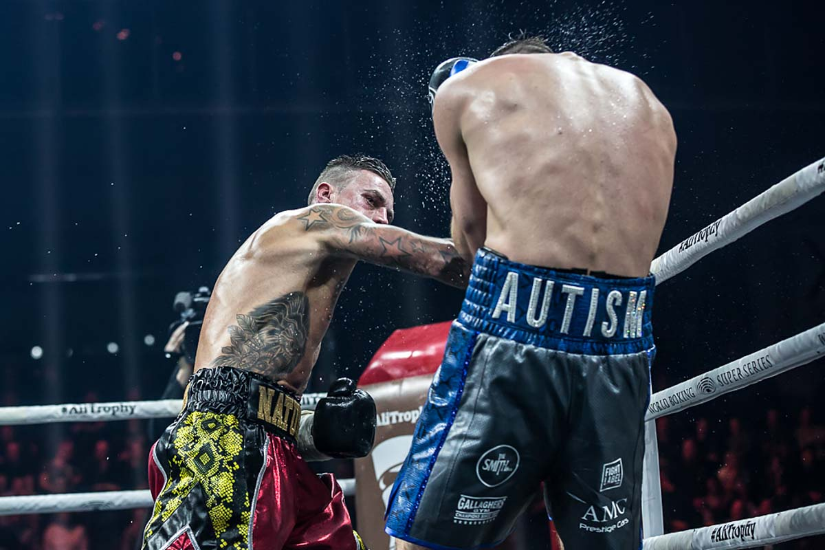 Callum Smith Nieky Holzken Web15