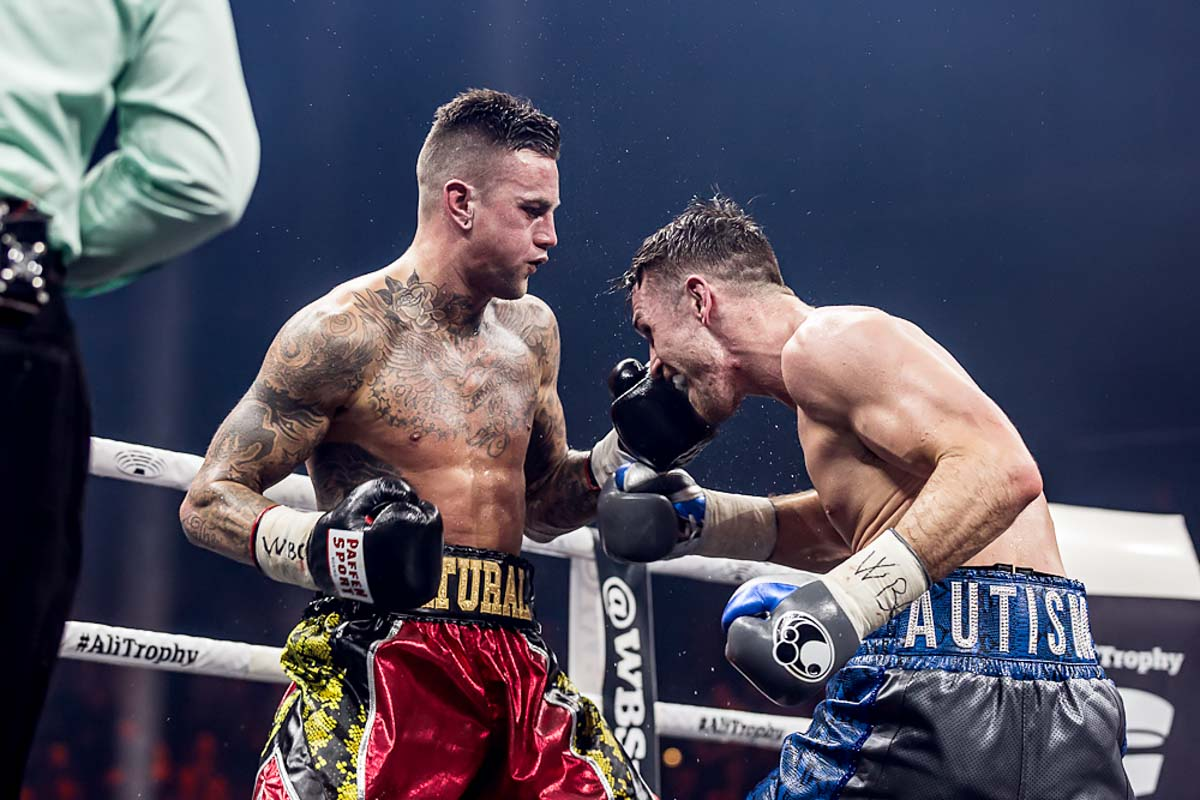 Callum Smith Nieky Holzken Web16