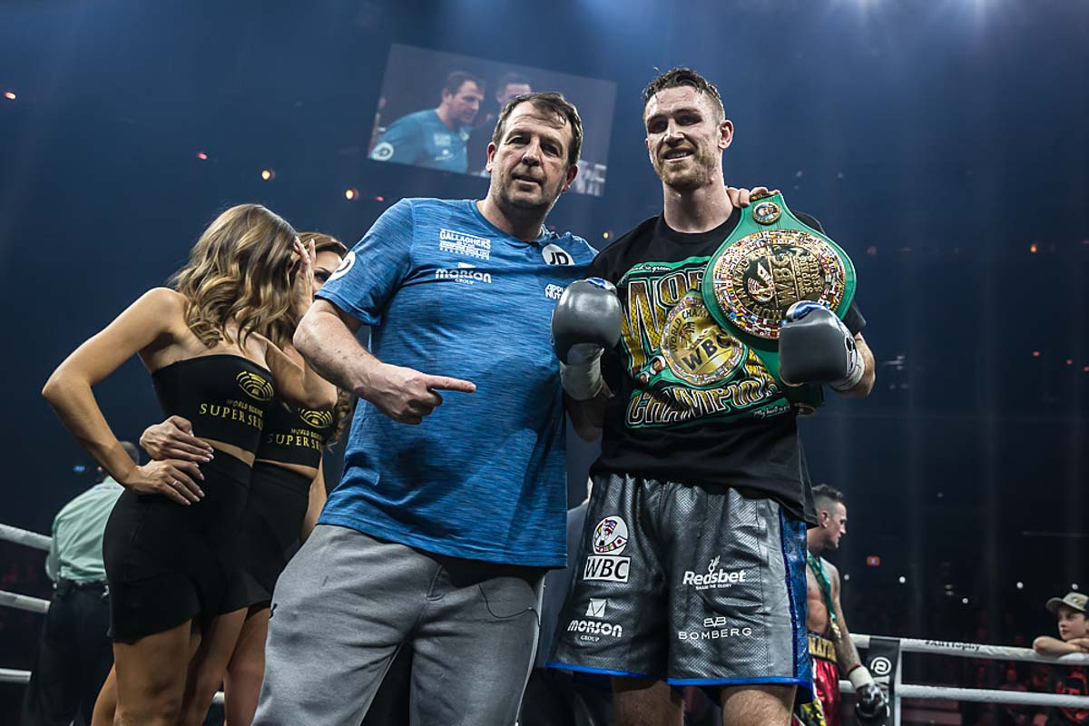 Callum Smith Nieky Holzken Web18