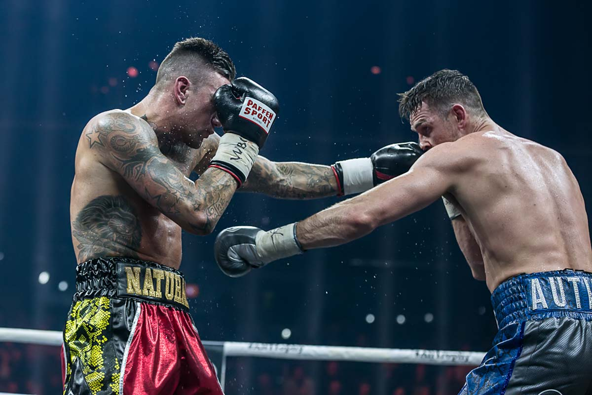 Callum Smith Nieky Holzken Web19