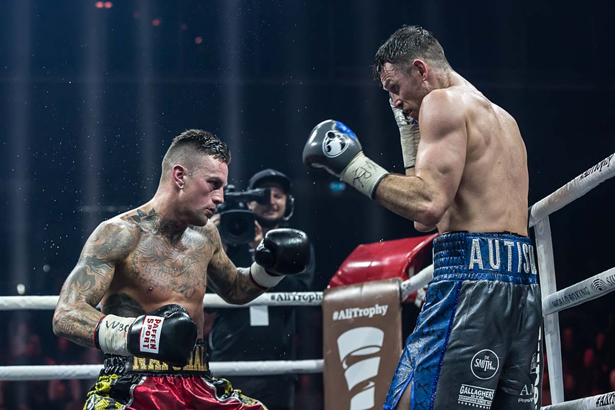 Callum Smith Nieky Holzken Web20