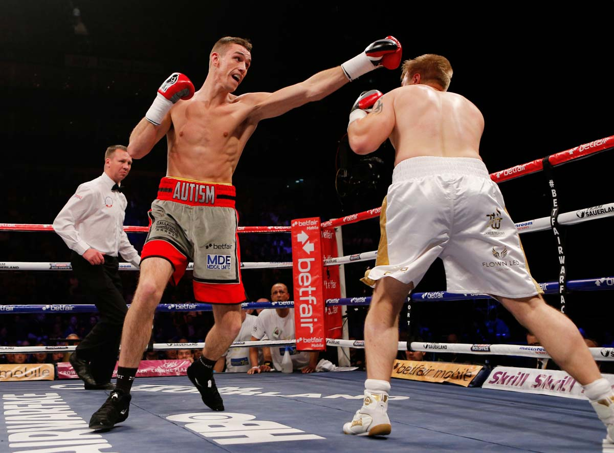 Callum Smith Ryan Moore Web3