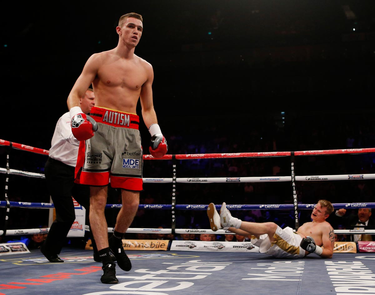Callum Smith Ryan Moore Web5