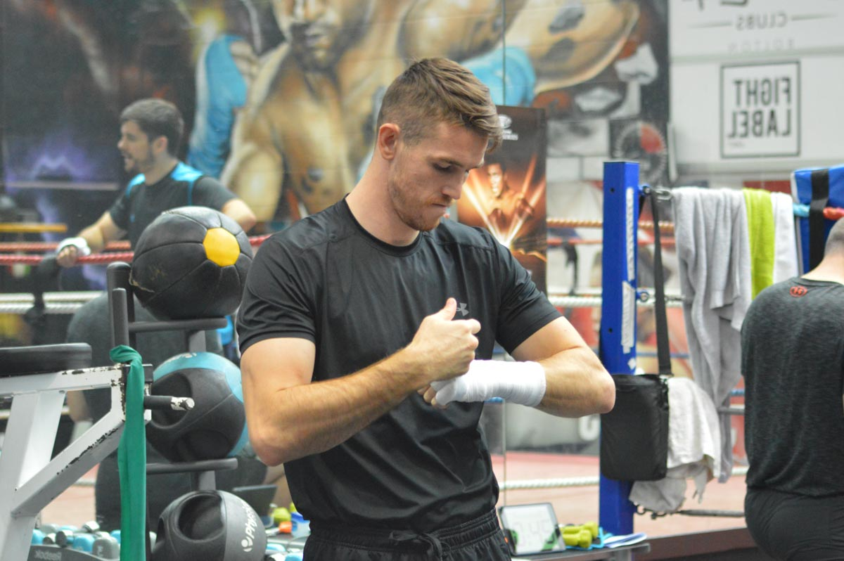 Callum Smith Training Web001