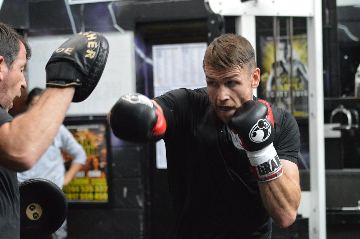Callum Smith Training Web011