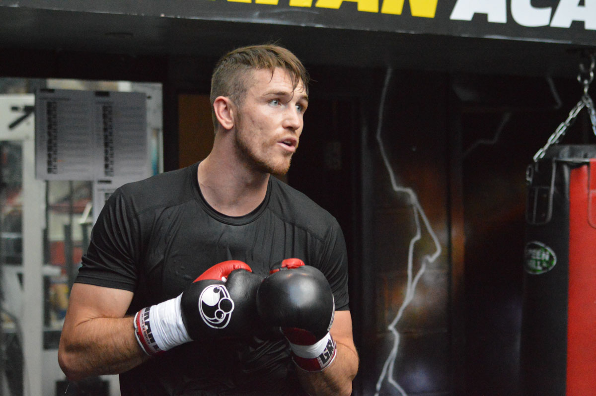 Callum Smith Training Web017