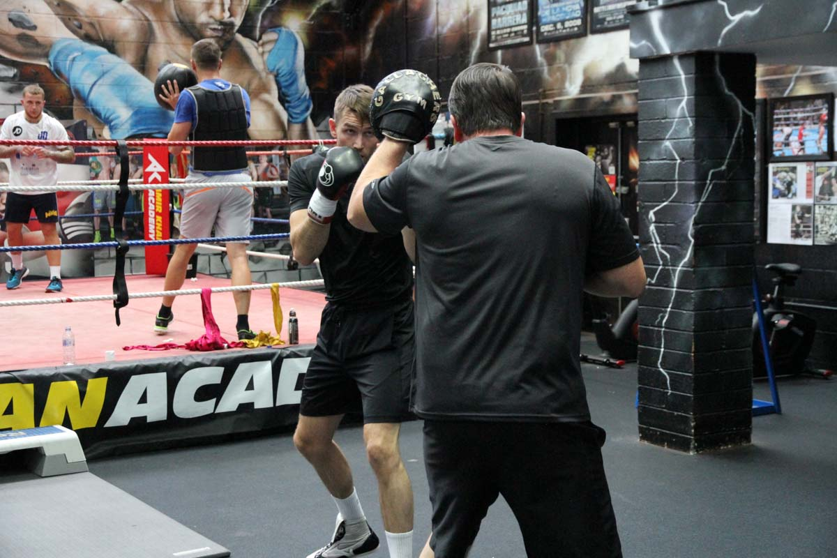 Callum Smith Training Web021