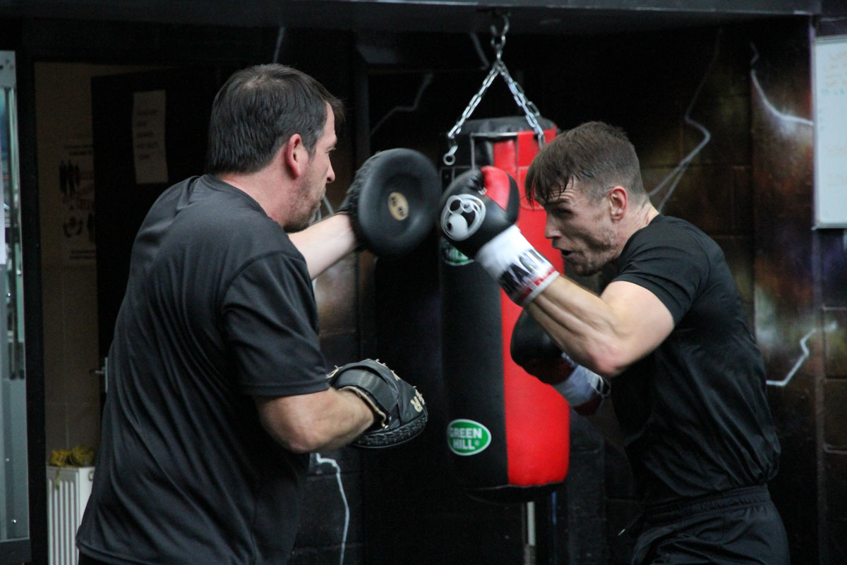Callum Smith Training Web022