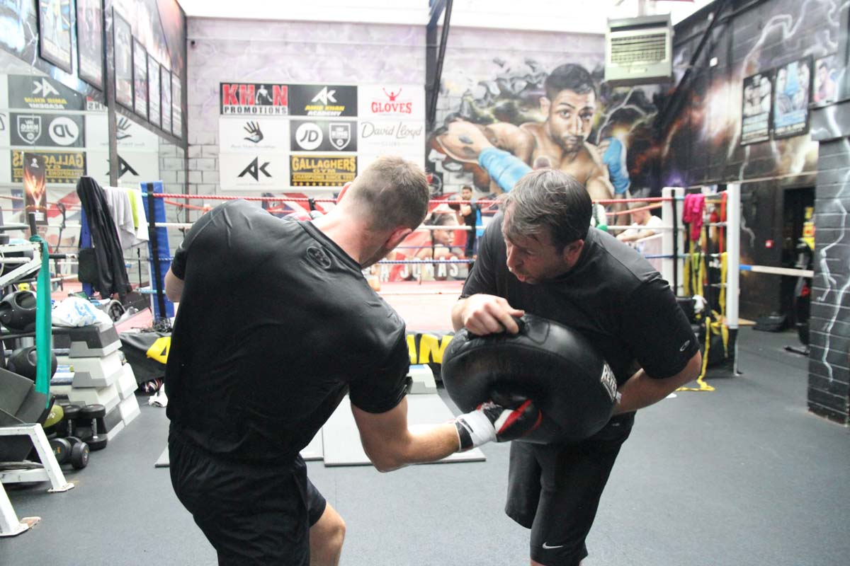 Callum Smith Training Web032