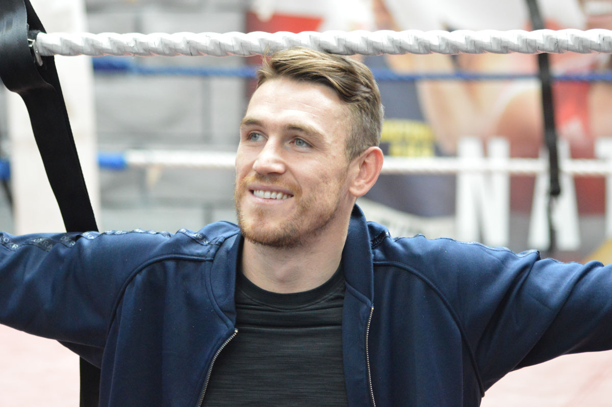 Callum Smith Training Web042