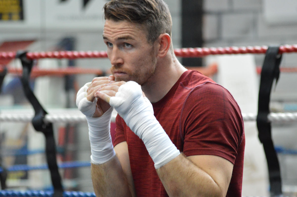 Callum Smith Training Web045