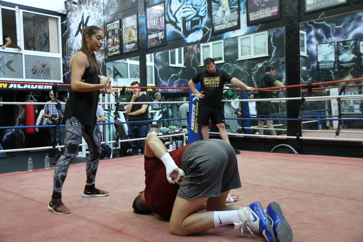 Callum Smith Training Web062