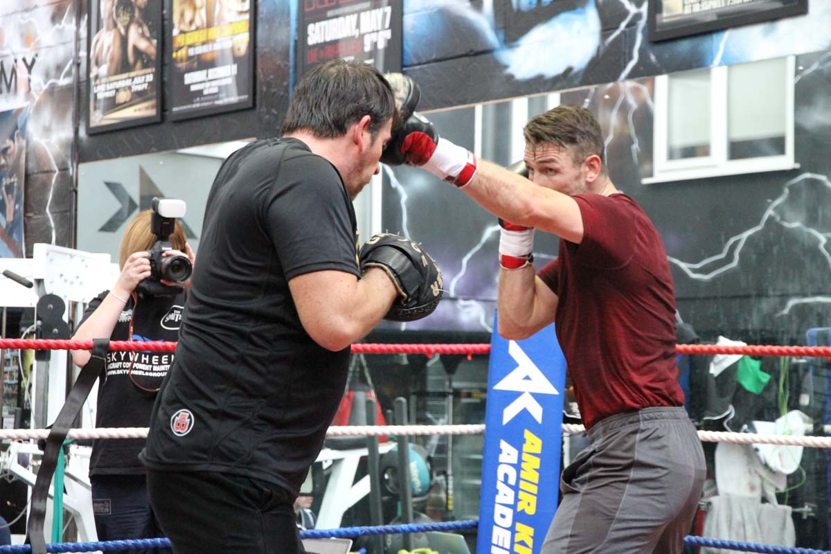 Callum Smith Training Web067