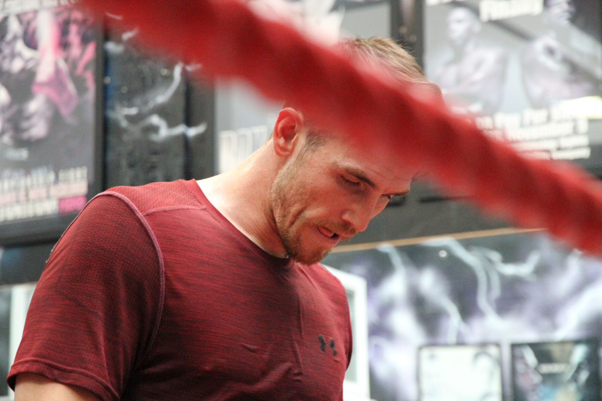 Callum Smith Training Web071