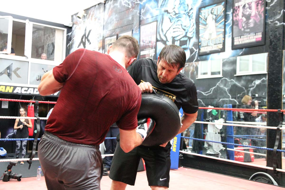 Callum Smith Training Web073