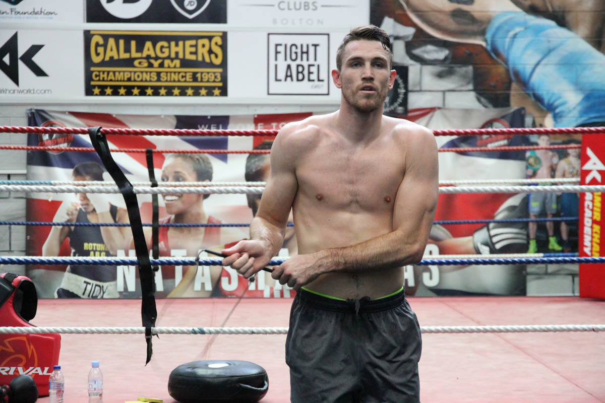 Callum Smith Training Web078