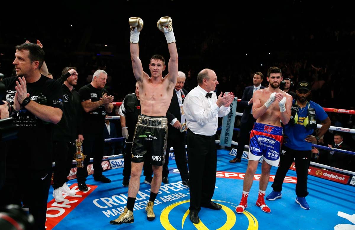 Callum Smith Rocky Fielding Web3